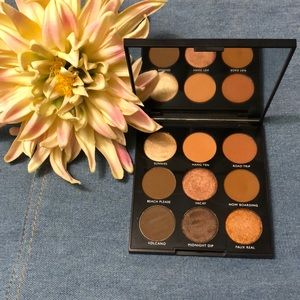 MORPHE BRONZED BABE SHADOW PALETTE